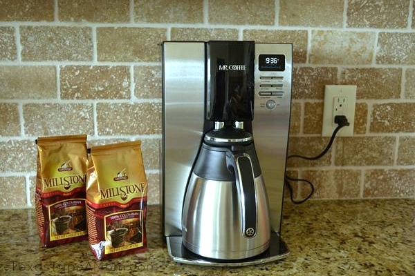 Mr. Coffee Optimal Brew Thermal Coffee Maker & Millstone ...