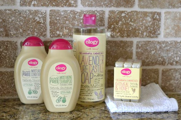 Ology Personal Care Products Available Exclusively at Walgreens #WalgreensOlogy #shop