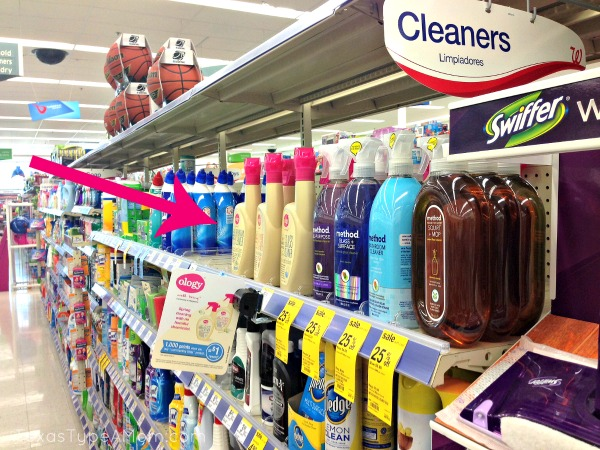 Walgreens Ology In Store Pic #WalgreensOlogy #shop