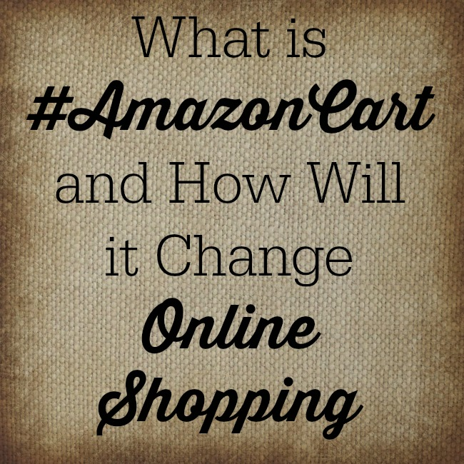 What is #AmazonCart and How Will It Change Online Shopping #shop #cbias
