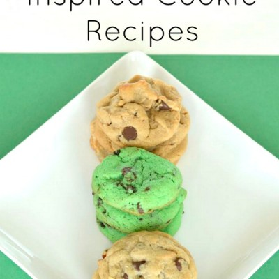 Homemade Nestle Crunch Girl Scout Cookie Recipes