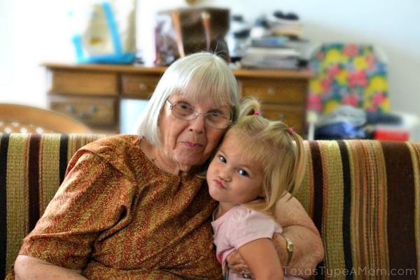 Granny and Cupcake