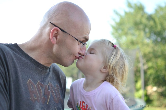 Clean Shaven Kisses With Daddy #SmoothSummer #shop