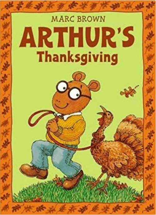 Arthur's Thanksgiving Book for Kids