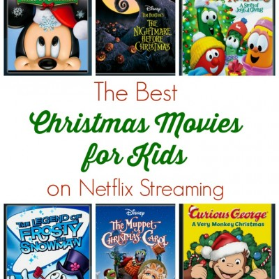 Best Christmas Movies for Kids on Netflix Streaming – 2019