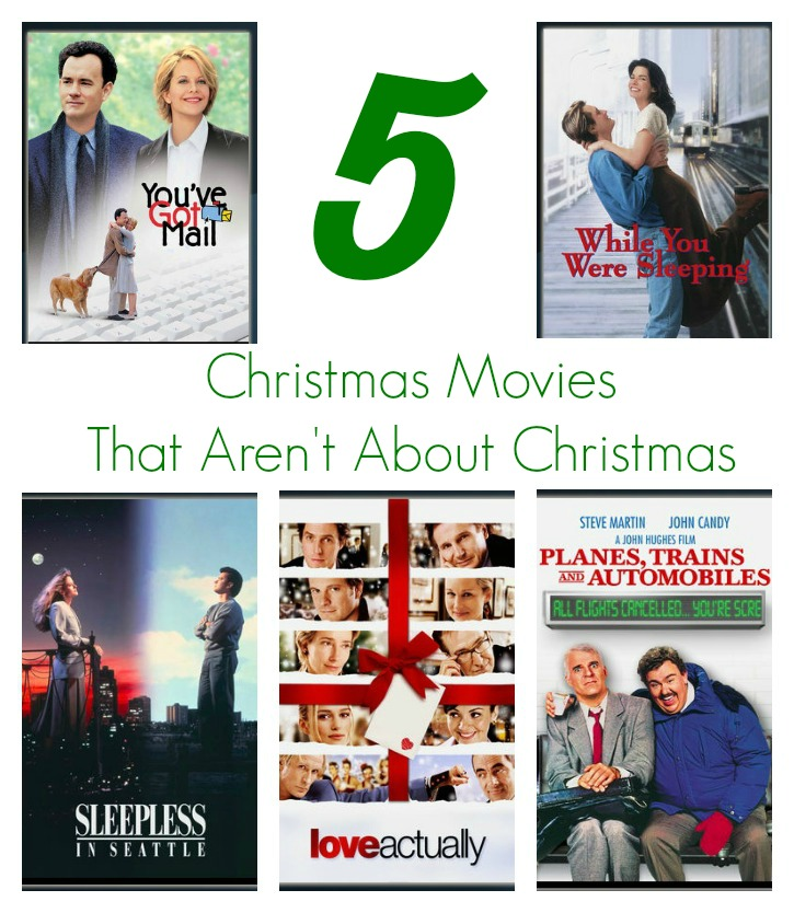 5 Christmas Movies That Aren't About Christmas