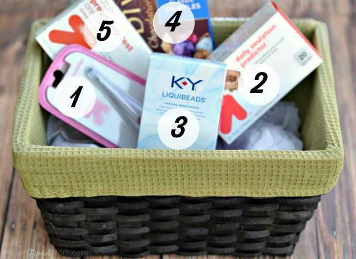Getting-Pregnant-Survival-Kit-Contents 2