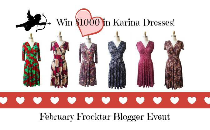 February Blogger Giveaway Event