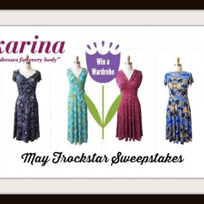 Win a New Wardrobe from Karina Dresses Giveaway