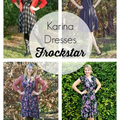 July $500 Karina Dresses Giveaway #Frockstar #Dresstacular