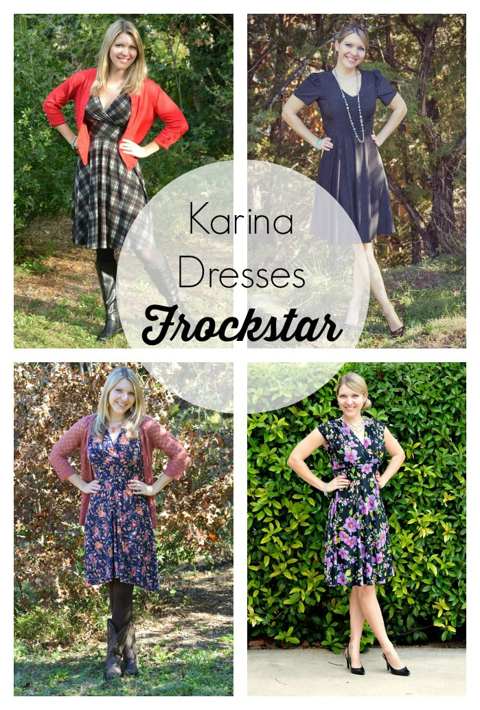 #Frockstar Collage