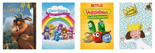 Lying Movies on Netflix for Littles
