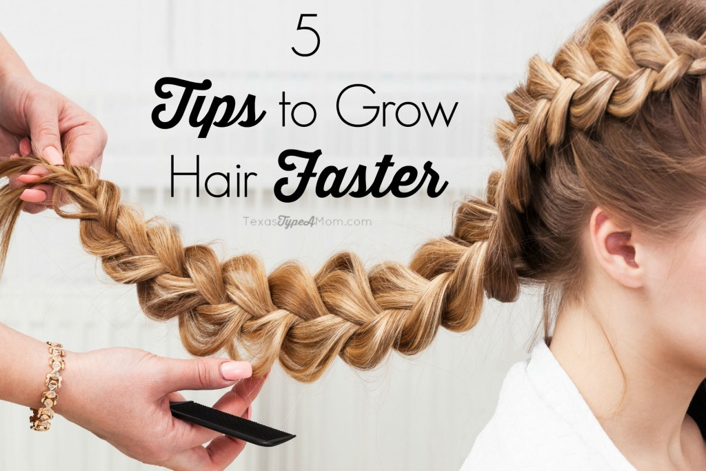 Products To Make Hair Grow Faster Naturally