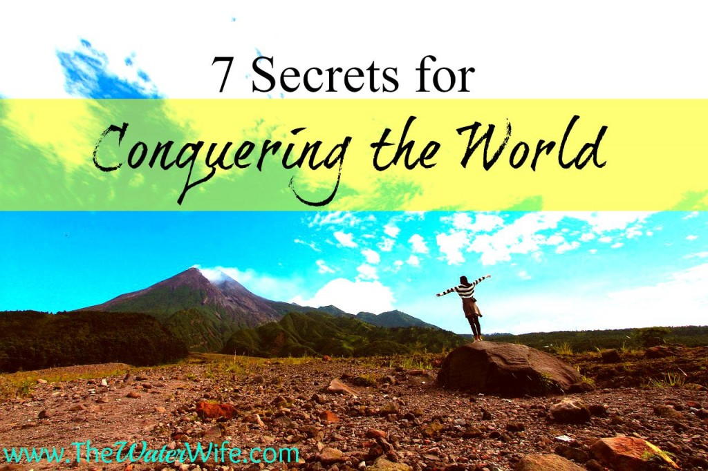 7 Secrets for Conquering The World Pic
