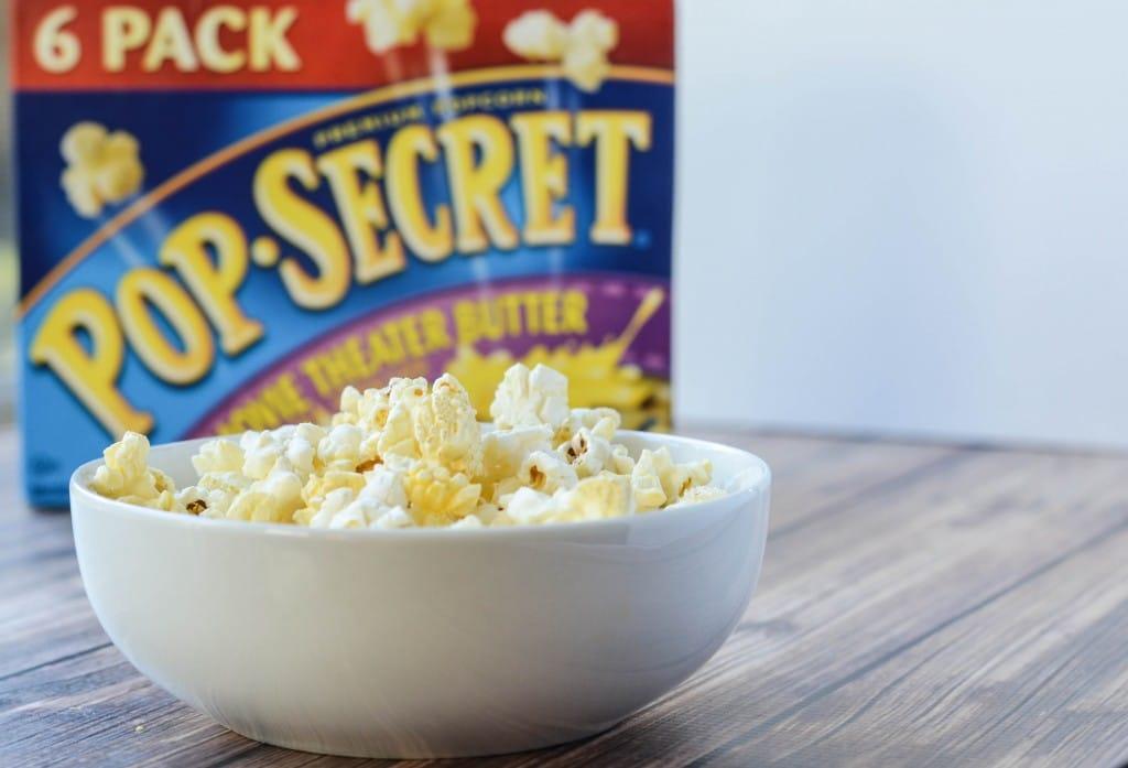 Charlie Brown Pop Secret Popcorn