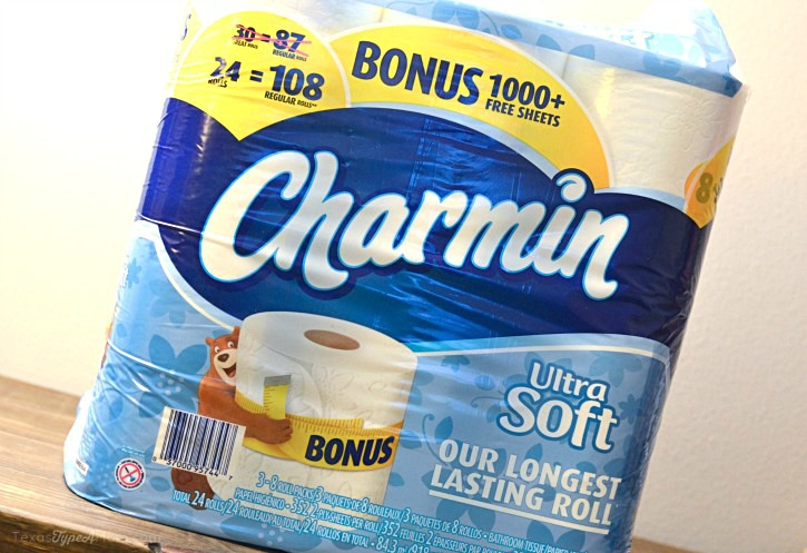3 Potty Training Tips for Girls. #3: Soft Toilet Paper #CharminAtSamsClub ad