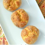 Macaroni & Cheese Stuffed Biscuits recipe. This recipe is the perfect side dish for a BBQ, party, or your holiday meal!