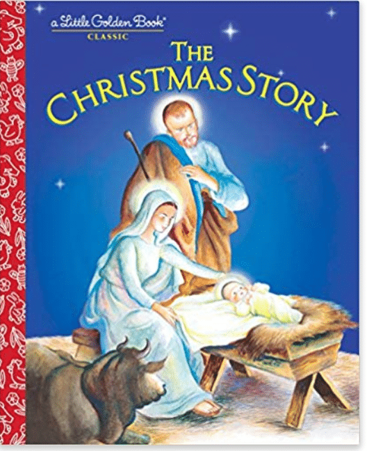 The Christmas Story Golden Book