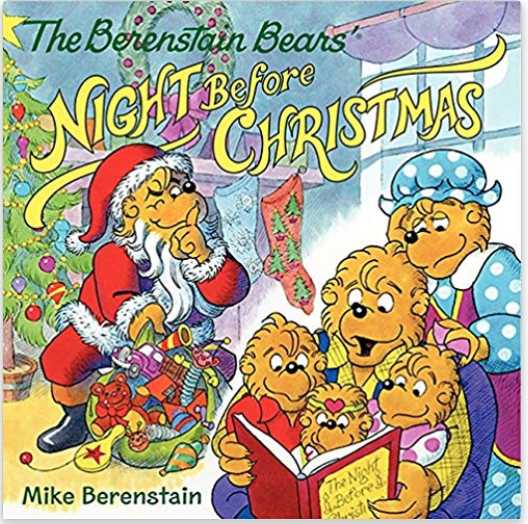 The Berenstain Bears Night Before Christmas