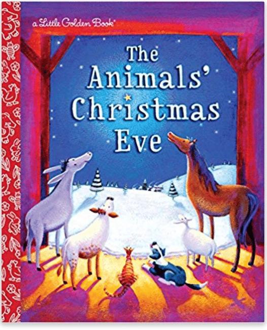 The Animals' Christmas Eve