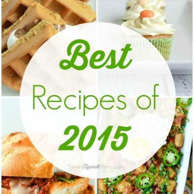 10 Best Recipes of 2015