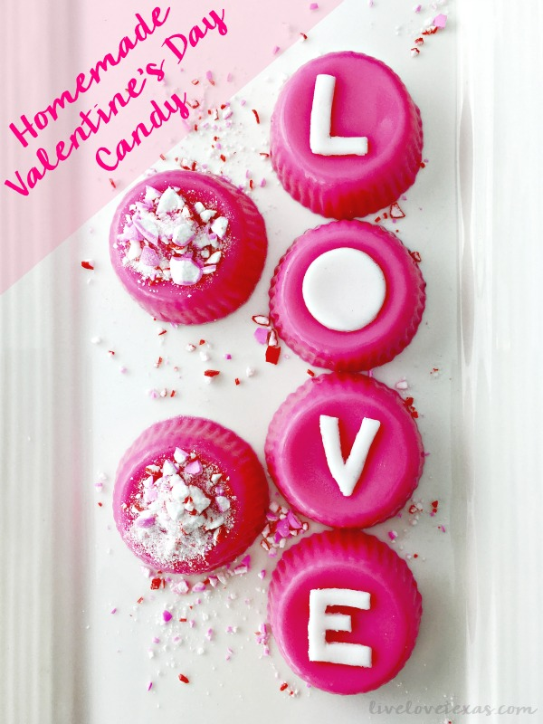 cute homemade valentines day candy recipe this easy diy dessert is something kids can give - Home Made Valentines