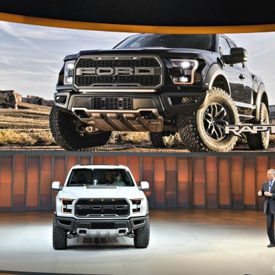 Ford Automotive & Mobility News from NAIAS 2016