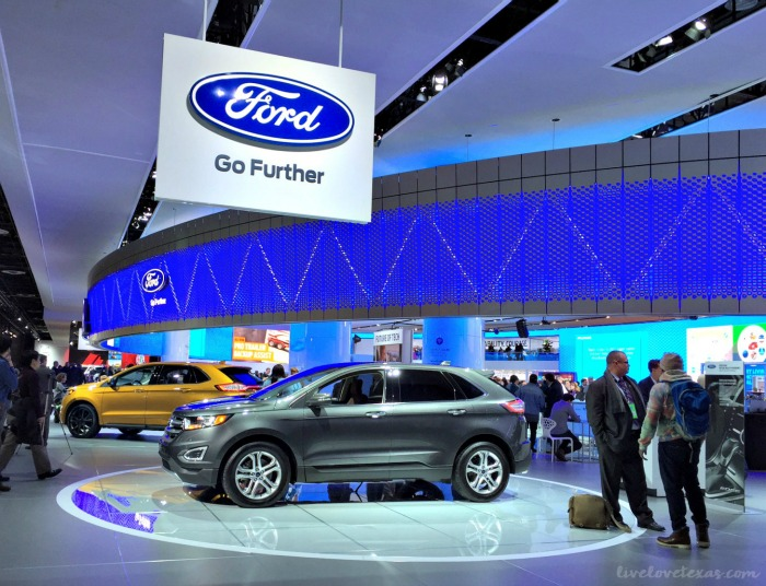 Ford NAIAS Behind the Blue Oval