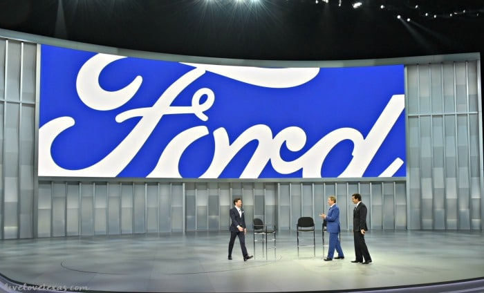 Ford News Conference 2016 NAIAS