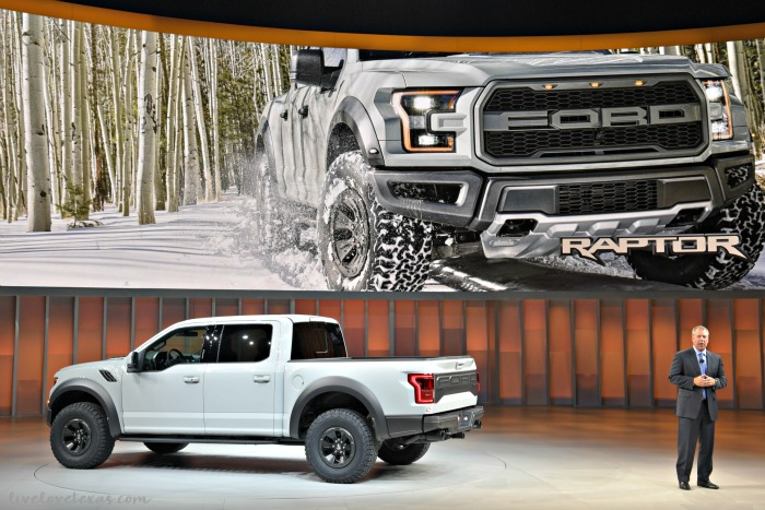 Ford Raptor 2016 NAIAS