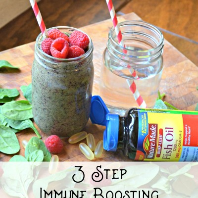 3 Step Immune Boosting Morning Routine