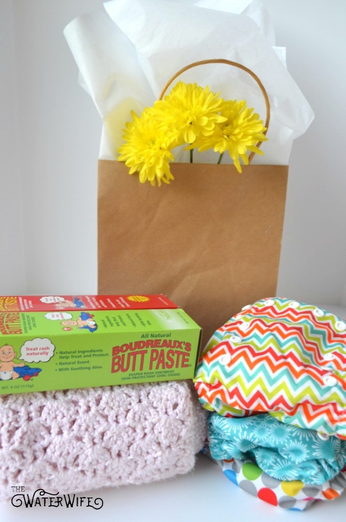 Surprise your friends with a thoughtful and practical gift to celebrate the birth of their new baby with the Best New Mom Gift Idea!