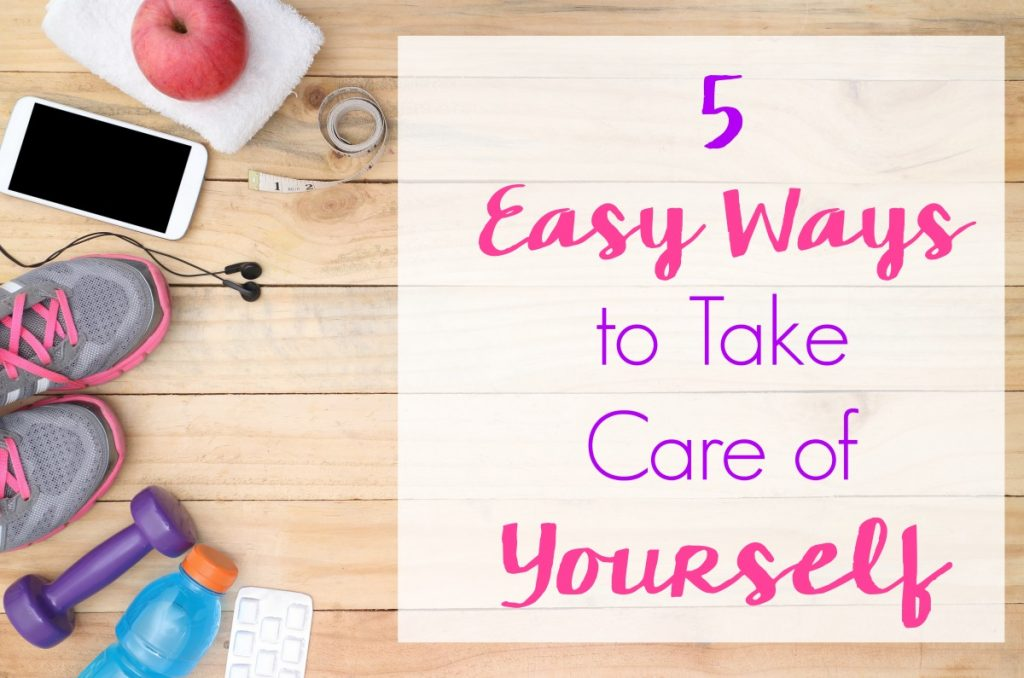 You give your all to those around you. Now it's time to give back to yourself with these 5 Easy Ways to Take Care of Yourself.