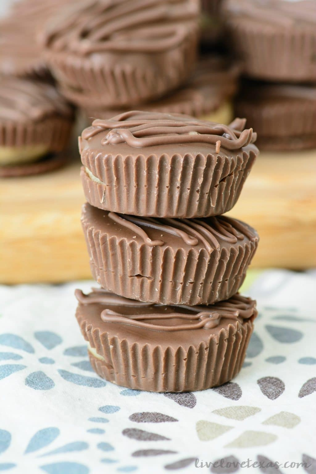 how to make edible chocolate dessert cups