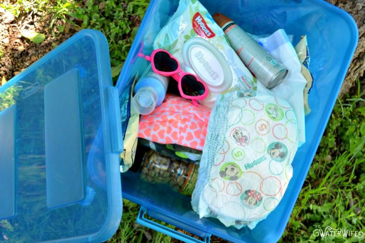 Summer Kids Car Kit