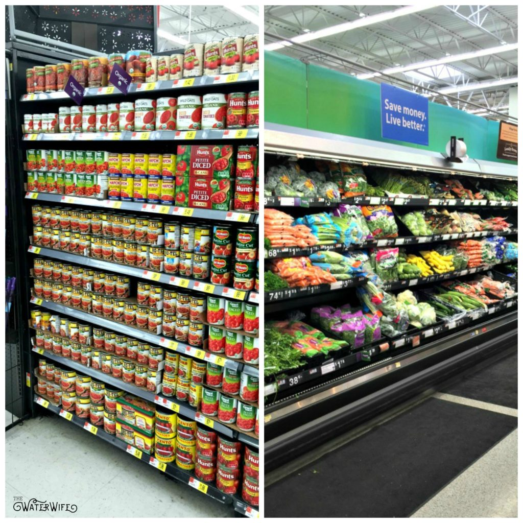 Walmart has all the ConAgra Food products you need plus fresh veggies to start the best gluten free taco soup recipe the whole family will love!