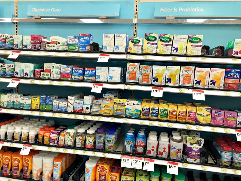 Find the best digestive care for your children at Target!