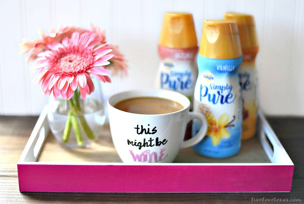 How to Make a Sharpie Mug + Free Printable