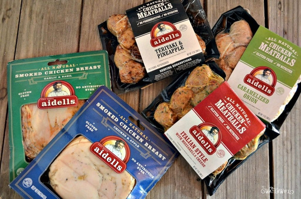 Healthy, gluten free, nitrate free healthy lunchmeats and meatballs make the perfect summer dish!