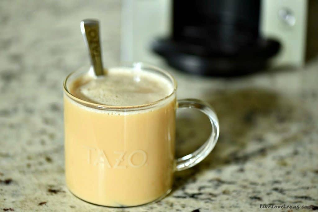 Tazo Chai Latte K Cup Pods Review