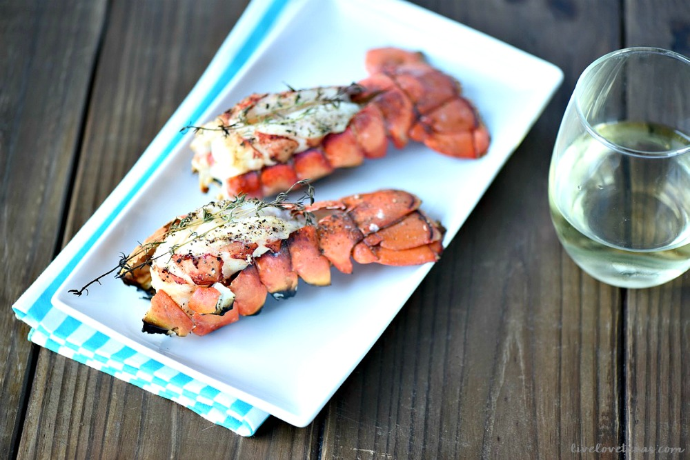 Grilled Lobster with Jadot Chardonnay
