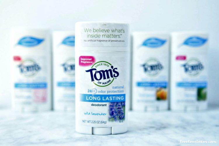 Tom's of Maine Long Lasting Deodorants