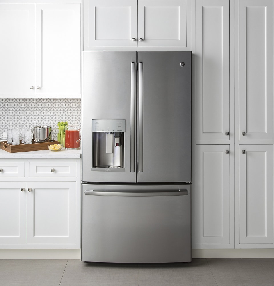 Live Like The Jetsons With The Ge Profile Fridge With