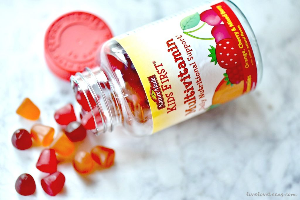 Nature Made Gummy Vitamins Review