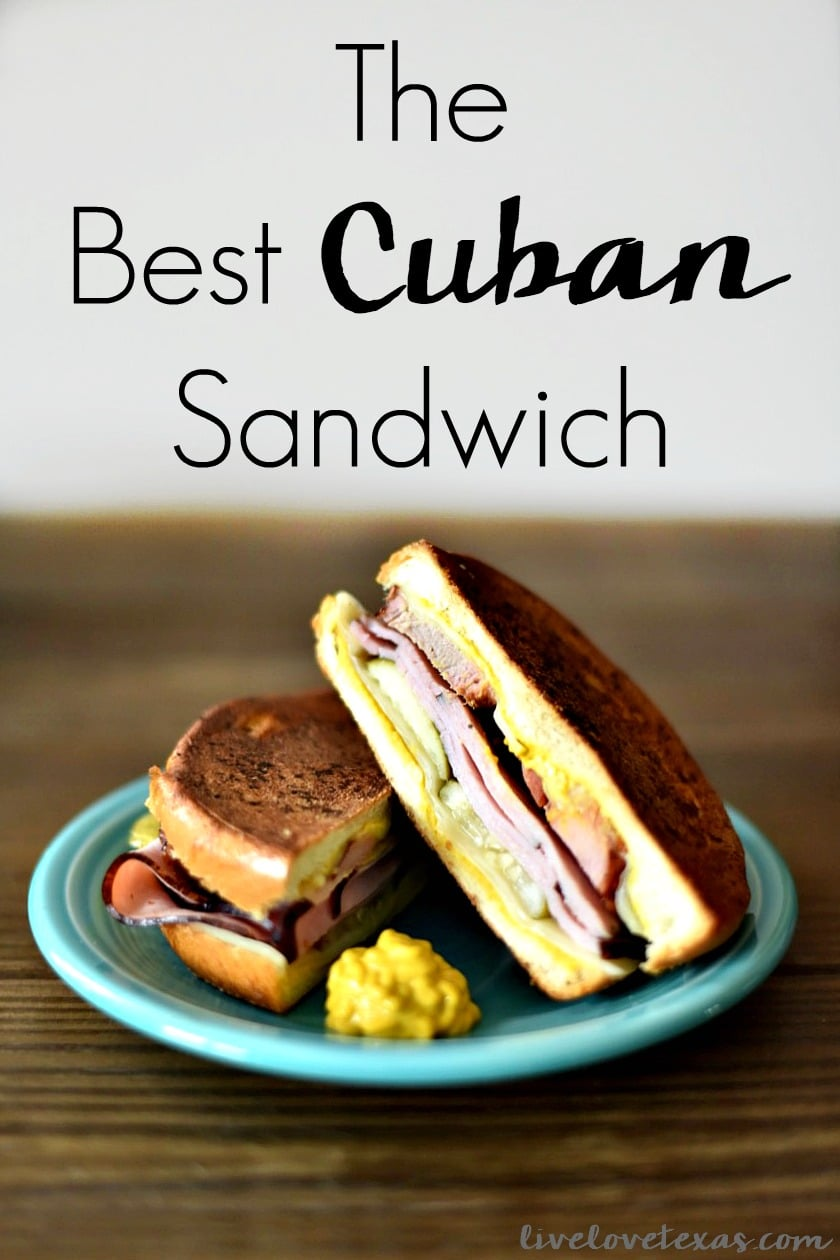 Bring the taste of Havana home with the Best Cuban Sandwich you can make at home!