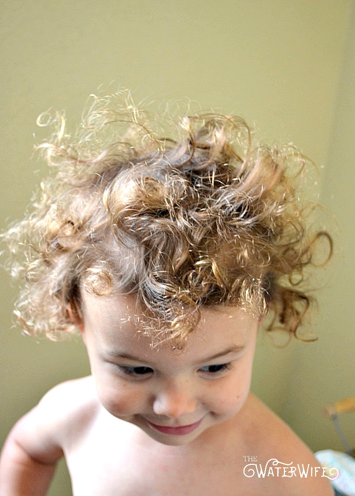 The best natural hair care for kids. Tame wild curls and tangled manes without tears or harsh chemicals!