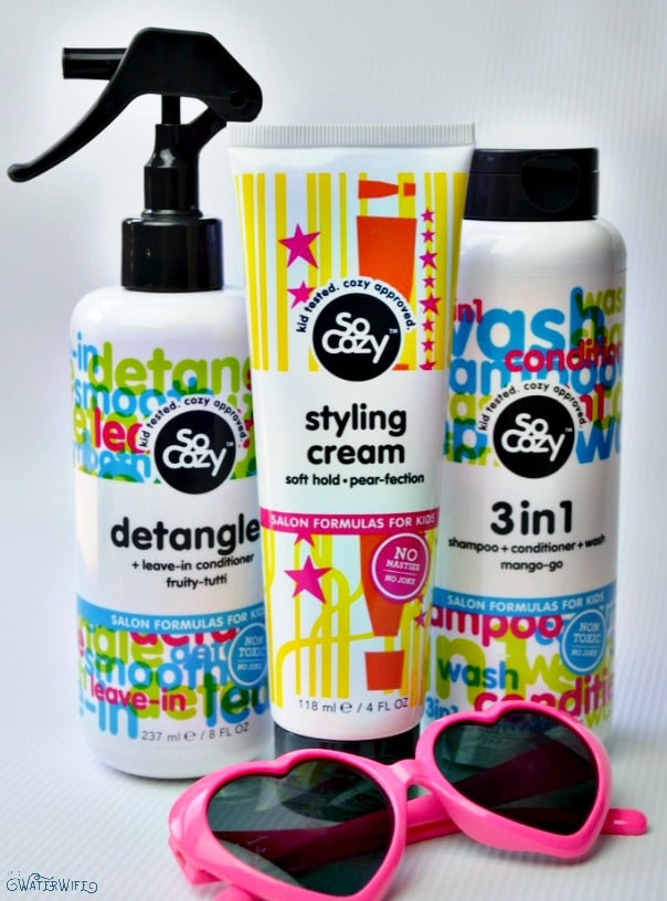 SoCozy has the best kids hair care products!