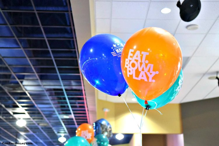 Eat. Bowl. Play. Fun for Family & Friends at Main Event