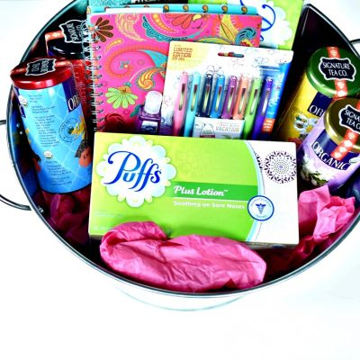 The Best Teacher Appreciation Gift Basket