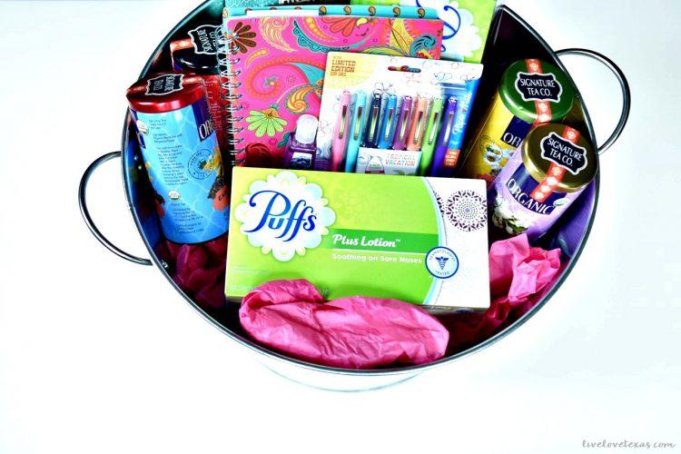 The Best Teacher Appreciation Gift Basket + $500 Sam's Club Giveaway!